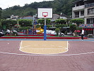 Basketball Court in Yanti Community