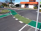 Gold Cost Bike Lane in Queensland AU